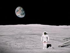 Sbarco sulla Luna: il 50esimo anniversario - In a Bottle