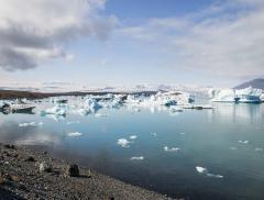 Scioglimento dei ghiacci, scoperta una nuova isola - In a Bottle