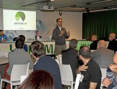 Sharing Factory di Levissima, parla Federico Sarzi Braga