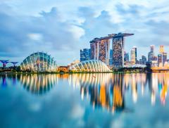 Singapore modello di successo nella gestione dell'acqua_alt tag