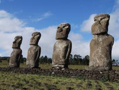 Le statue dell'Isola di Pasqua legate alla presenza di acqua - In a Bottle