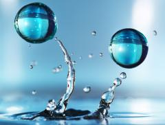 Svelato il mistero dietro l'unione di due gocce d'acqua - In a Bottle