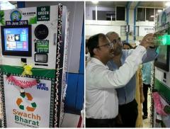 Swachh Bharat Recycle Machine: la macchina che ricicla la plastica