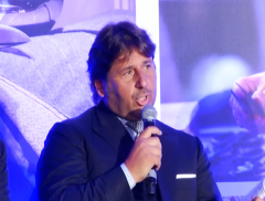 Lamberto Tacoli, sviluppare il turismo per rilanciare il Made in Italy
