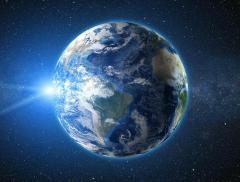 La Terra in origine potrebbe essere stata un pianeta-oceano - In a Bottle
