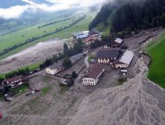 Sette milioni di italiani vivono in zone a rischio frane e alluvioni alt_tag