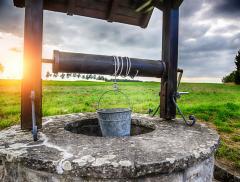 La Speranza che Scorre Nell'Acqua The Water Diviner Russell Crow – In a Bottle