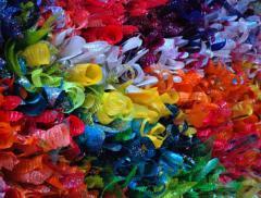 Una foresta di plastica per salvare l'ecosistema