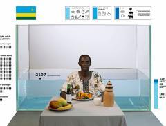 Una mostra racconta quanta acqua mangiamo