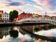 Sport Acquatici in Centro a Dublino nel Bacino Idrico– In a Bottle