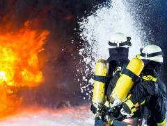 L'idratazione è cruciale per le attività dei vigili del fuoco