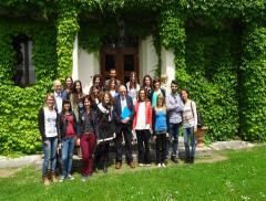 Ad Acqua Panna il Gruppo Sanpellegrino incontra 20 studenti pisani