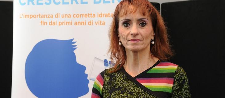 Laura Rossi, l'acqua è alla base della nutrizione