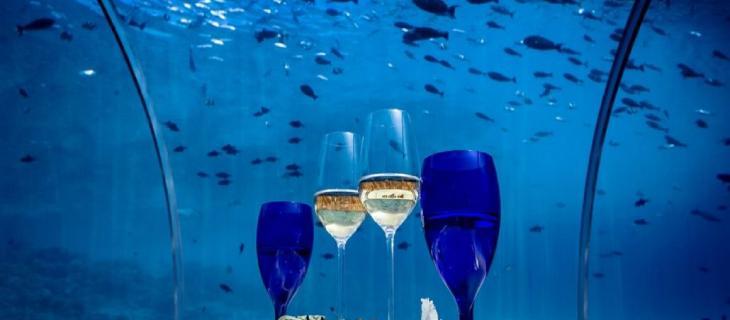 5.8 Undersea Restaurant, il ristorante subacqueo