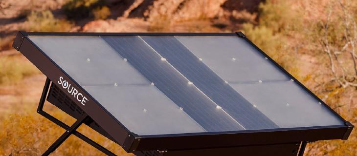 Acqua dal sole: come produrre energia alternativa – In a Bottle