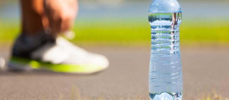 Allenamenti intensivi: 6 regole basilari per mantenersi idratati