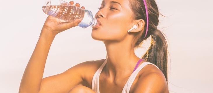 Come rimanere idratati durante gli allenamenti estivi - In a Bottle