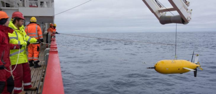 Boaty, il mini sommergibile che mappa le acque dell'oceano – In a Bottle