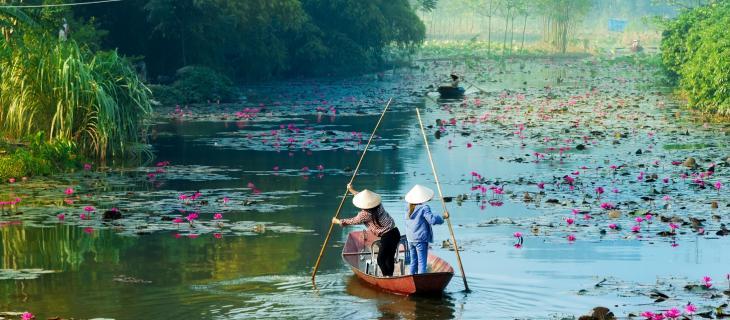 Bonifica Territorio in Vietnam: Nestlè Waters per Acqua La Vie – In a Bottle