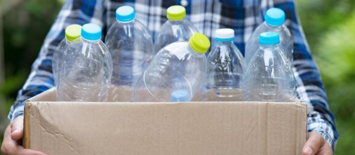 Bottiglie di plastica: tutto quello che serve sapere - In a Bottle