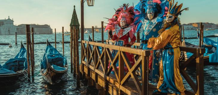 Al via il Carnevale di Venezia: gli eventi d'apertura da non perdere - In a Bottle