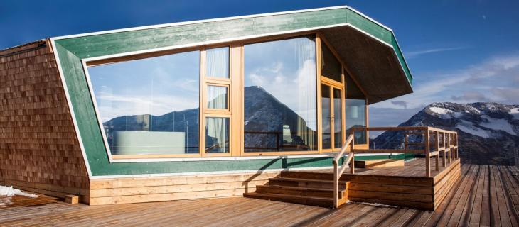 Levissima 3000 è lo chalet esclusivo in Valtellina, dove potrai trascorrere le tue vacanze in modo sostenibile. Vieni a scoprirlo!