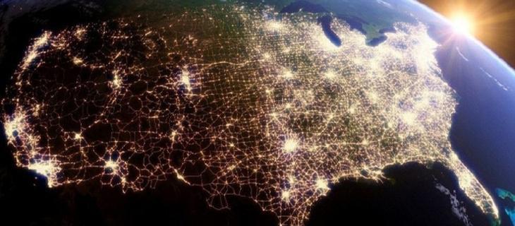 Ci sono gli oceani d'acqua nascosti sotto gli Stati Uniti