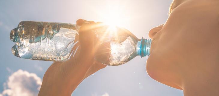 Come capire se si beve abbastanza - In a Bottle