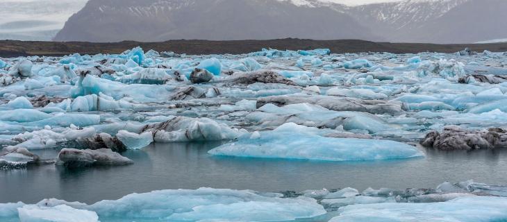 Come lo scioglimento dei ghiacci sta cambiando il corso delle correnti oceaniche - In a Bottle