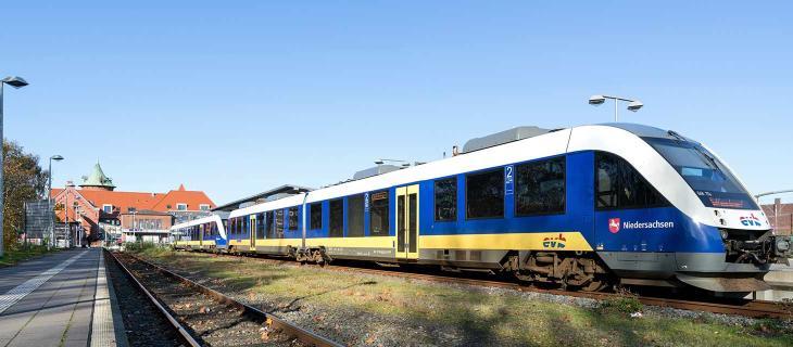 Coradia, arriva in Olanda il primo treno ad idrogeno - In a Bottle