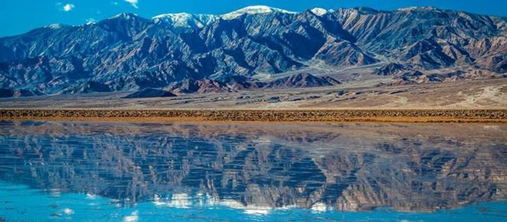 Lago temporaneo nella Death Valley: la spiegazione scientifica – In a Bottle