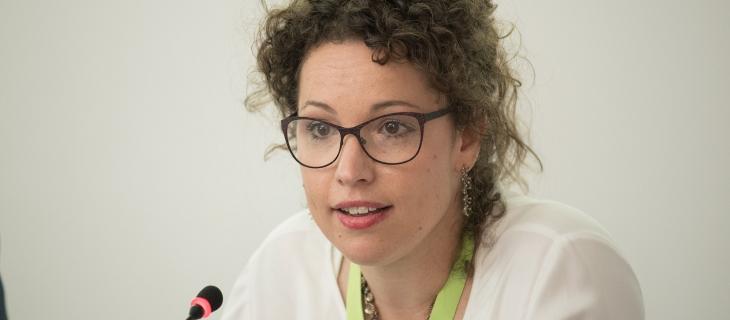 Elisa Gregori, Castrocielo incarna i valori di Nestlé Vera