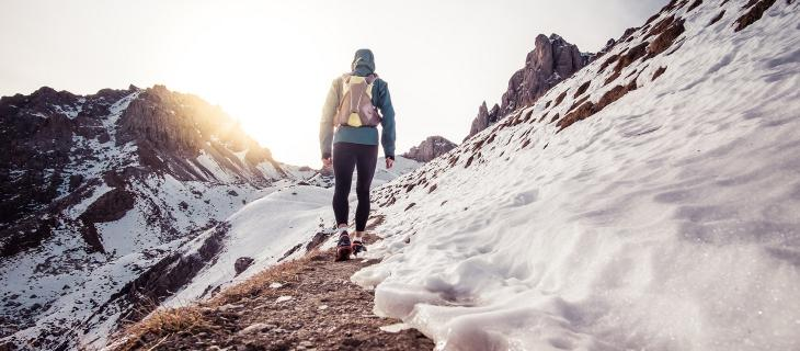 Escursioni invernali: scopri di quanta acqua hai bisogno