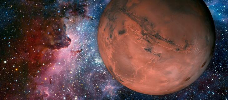 Radar Sharad scopre acqua su Marte: 246 volte il lago di Garda alt_tag