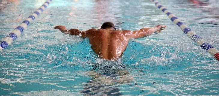 Come ragiona la mente del nuotatore, al primo posto c'è il cibo
