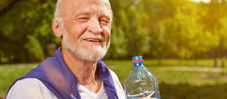 Corretta idratazione? Meno farmaci e prevenzione malattie
