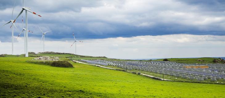 Un'alleanza internazionale per le energie rinnovabili