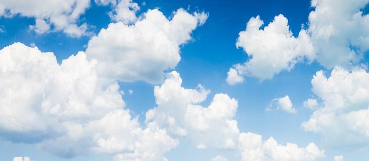 Come le nubi cambiano con il clima alt_tag