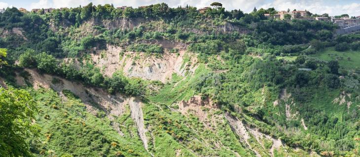 Italia paese europeo più esposto all'erosione del suolo alt_tag
