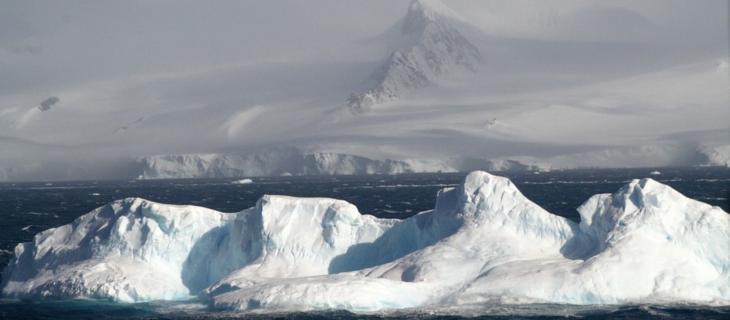 I ghiacci dell'Antartide si sciolgono sempre più velocemente - In a Bottle