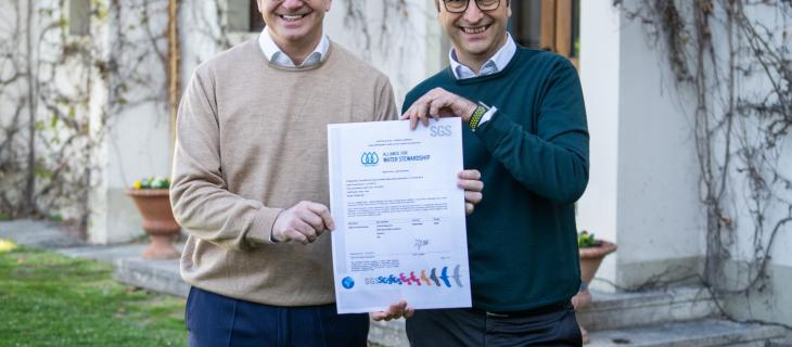 Sanpellegrino celebrates World Water Day - In a Bottle