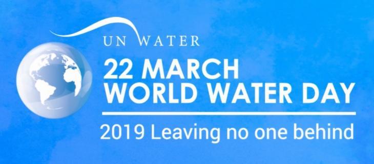 World Water Day 2019 per riflettere sull'importanza dell'acqua – In a Bottle