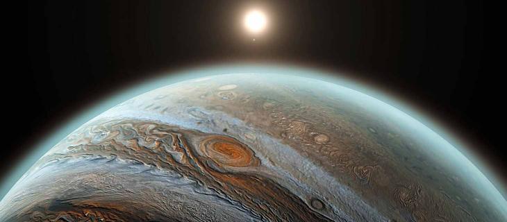 Giove, nuova prova della presenza di acqua sulla sua luna Europa - In a Bottle