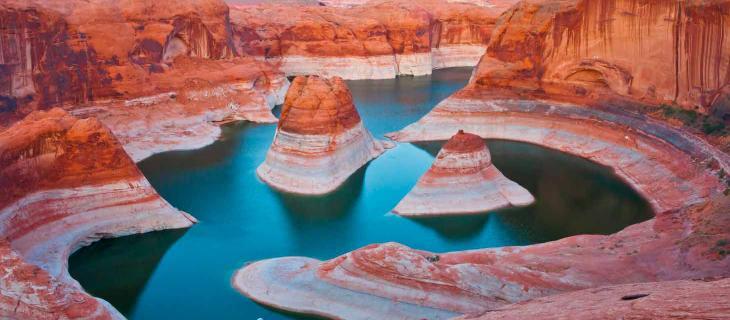 Il Glen Canyon, lì dove l'acqua scorre attraverso le rocce - In a Bottle