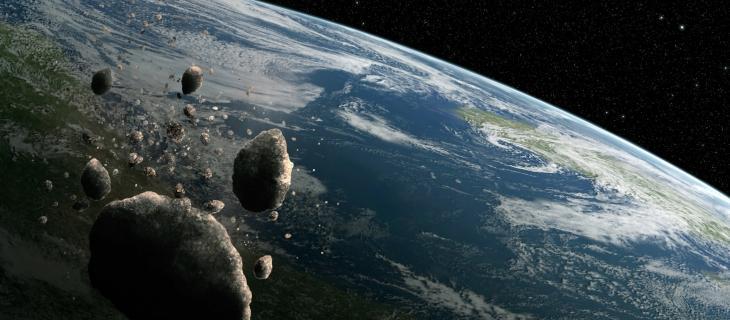 Gli asteroidi all'origine dell'acqua sulla Terra? - In a Bottle