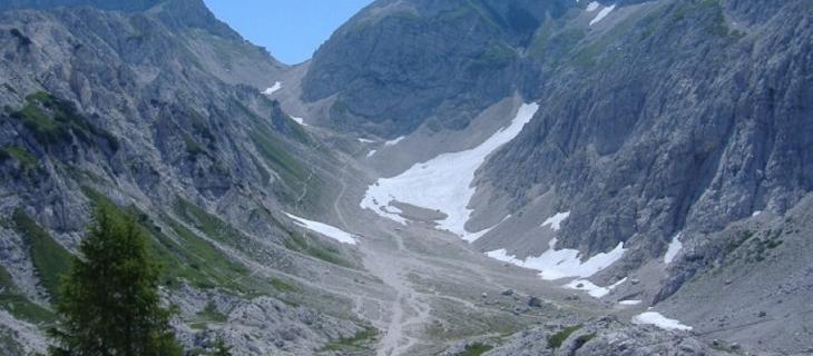studio scioglimento dei ghiacciai