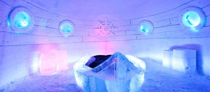 Alla scoperta dell'Ice Hotel, la location perfetta per ammirare l'aurora boreale - In a Bottle