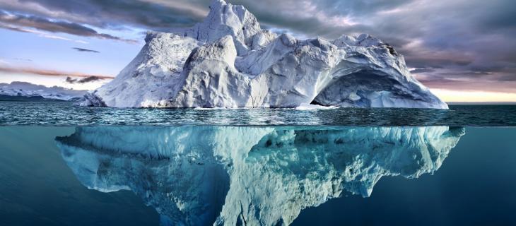 Un iceberg per risolvere la crisi idrica in Sudafrica - In a Bottle