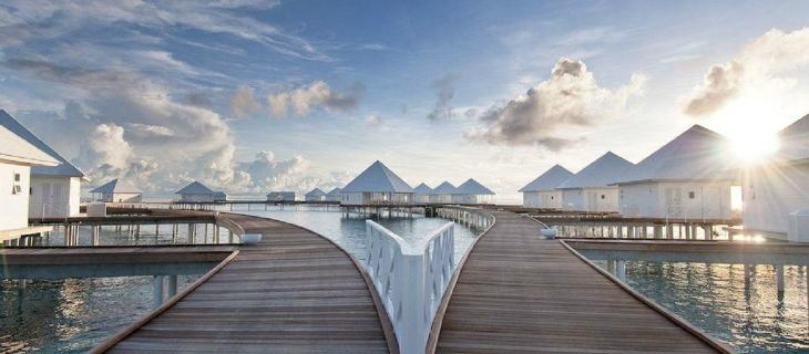 Diamonds Thudufushi: il miglior Water Resort del mondo