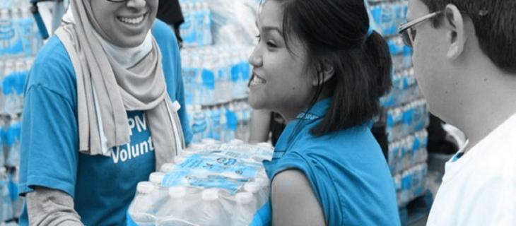 Acqua ai senzatetto: iniziativa Nestlé Waters Canada e Project Waters